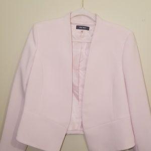 Pink Nine West Blazer/Jacket Size 10